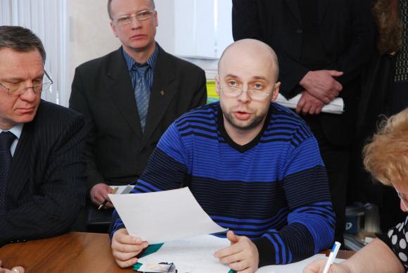 Кирилл Арабов: «На восстановление парка в бюджете нет денег»