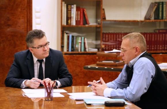 Доклад мэра Воркуты о пурге напомнил Владимиру Тукмакову «сводки с фронта»