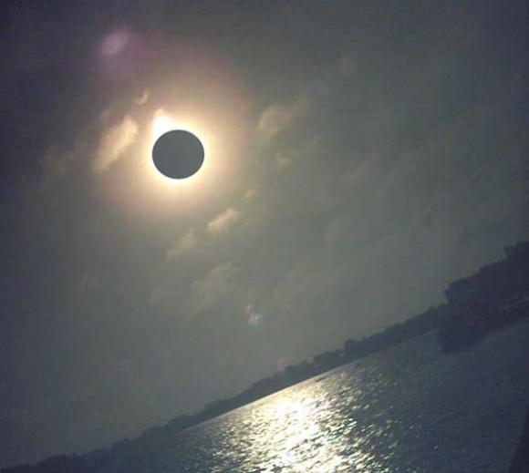 Воркутинцы не смогут наблюдать солнечное затмение