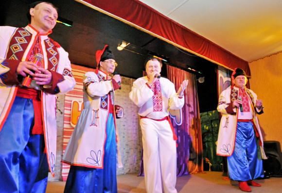Воркутинцы отметили День вареника пиццей и концертом