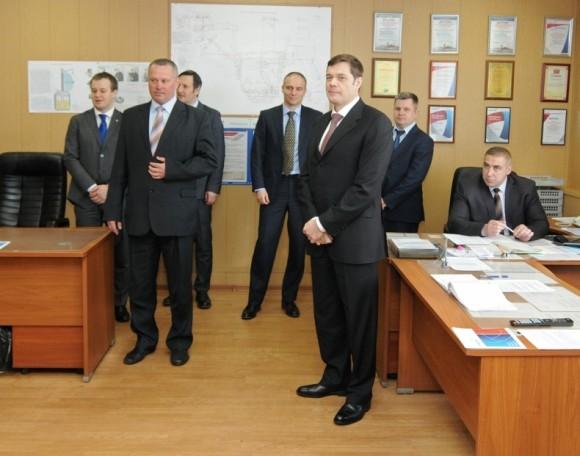 Алексей Мордашов побывал в Воркуте