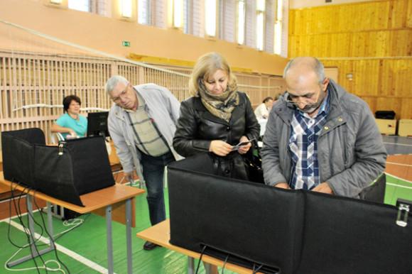 Жители Воркуты вновь проголосуют с помощью электронных комплексов