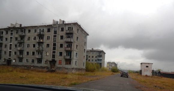 Власти Коми попросили помочь переселить жителей поселка Советский