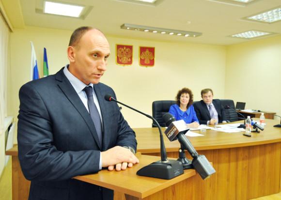 Депутаты Воркуты избрали Игоря Гурьева главой администрации