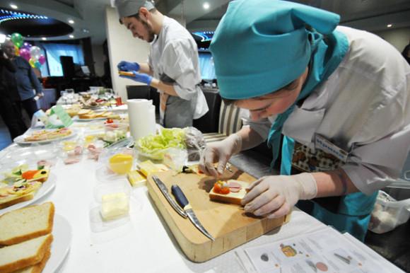 В Воркуте определяли лучших поваров