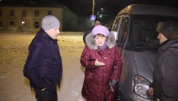 Мэрия Воркуты проконтролировала расчистку дорог и освещение поселков