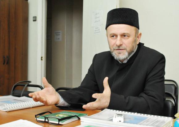 Махмудапанди Магомедов: «Вы ничего не знаете об исламе»
