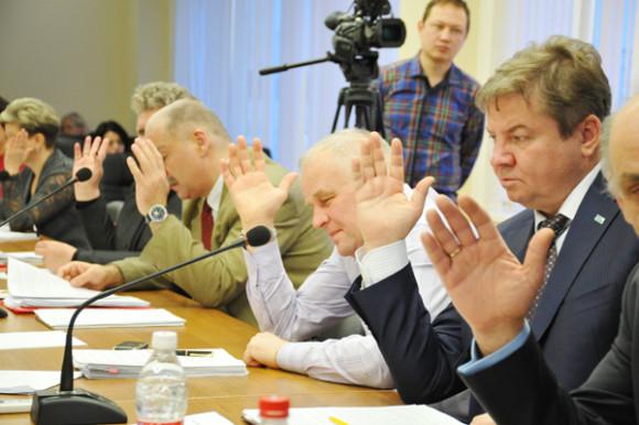 Депутаты Воркуты обсудили скудный бюджет города