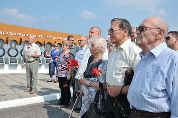 В Воркуте почтили память погибших горняков