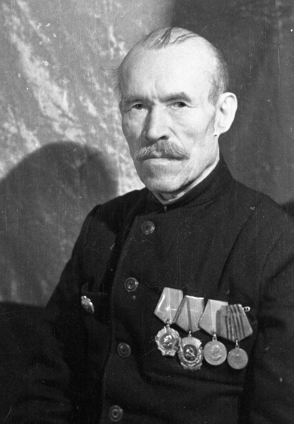 Попов В.Я-коми-охотник-1 1950-е