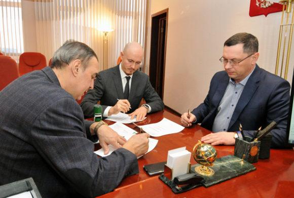 «Воркутауголь» и профсоюзы подписали Коллективный договор на 2017-2019 годы