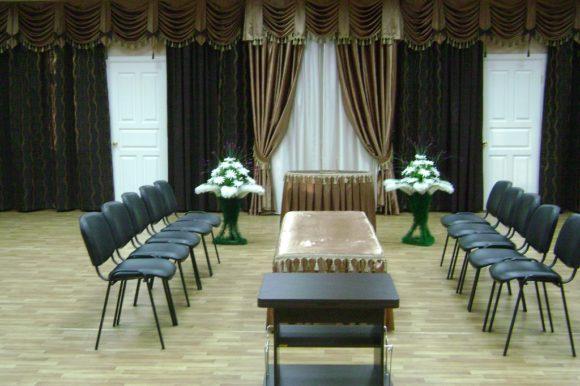 В Воркуте планируют отремонтировать прощальный зал
