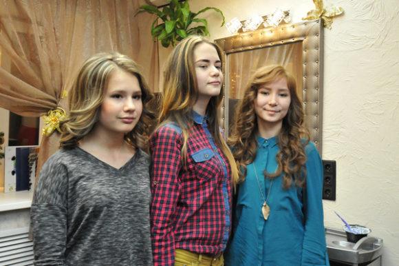 Воркутинские девки